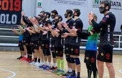 Pallavolo: Serie C, campionati sospesi