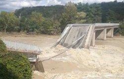 La consegna del ponte provvisorio slitta ad ottobre
