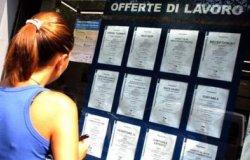 Il tasso di disoccupazione in Italia sale al 10,7%