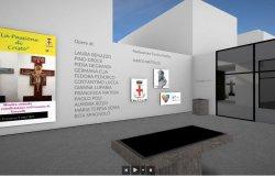 Crocifissione di Cristo e attributi della Passione: mostra virtuale
