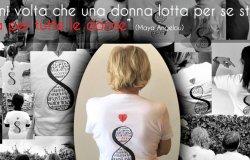 Mille euro con le t-shirt dell'8 marzo: aiuto per le vittime di abusi