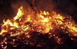 Dichiarato lo stato di massima pericolosità per incendi