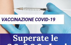 Asl Vercelli: somministrate oltre 30.000 dosi di vaccino