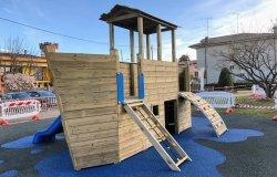 Parco delle Rimembranze aperto per i bambini