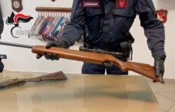 Sei armi sequestrate e sei persone arrestate nel torinese