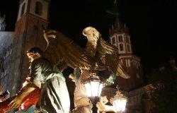 Venerdì Santo: una processione delle Macchine virtuale