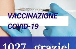 Asl Vercelli, record di vaccinazioni: 1027 in un solo giorno