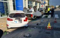Incidente in via Walter Manzone
