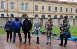 Vercelli: uno spazio all'aperto per le dieci scuole di danza cittadine