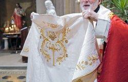 Padre Alberto Colombo festeggia i 50 anni di ordinazione