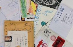 'Se mai torni a veder lo dolce piano': progetto di Mail Art