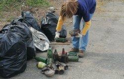 Plastic Free Vercelli: raccolti 130 sacchetti dai volontari