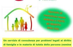 Cisl: sportello di consulenza legale per il diritto di famiglia