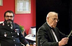 Il Comandante Antonio Marini cavaliere, il Maestro Aleppo ufficiale