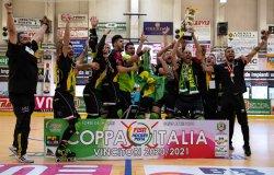 Engas: storica doppietta in Coppa Italia