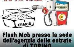 Torino: il 30 aprile flash mob delle partite Iva