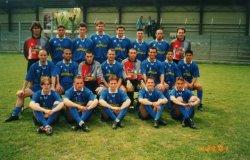 Calcio: vent'anni fa la storica promozione in D del Trino