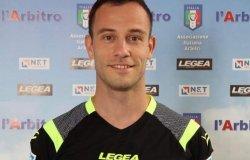 Carrarese-Pro Vercelli: designato l'arbitro
