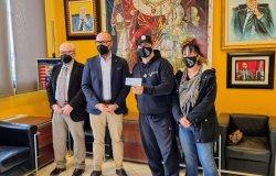 Da Meeting Art 5.000 euro per la Tavola del Lupo Bianco