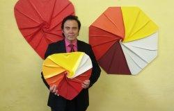 L'artista vercellese Massimo Paracchini espone a Mosca e Torino