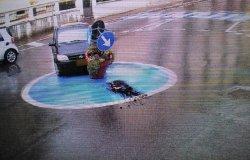 Due incidenti con fuga: responsabili ripresi dalle telecamere