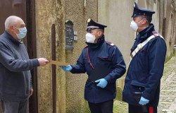 Prenotazione vaccino: i carabinieri a supporto degli over 70