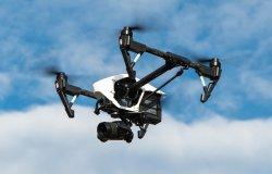 Un drone per cercare persone scomparse