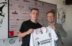 Pro Vercelli: contratto rinnovato a Iezzi
