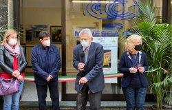 Inaugurata con una mostra di Ennio Cobelli la sede di Maresca onlus