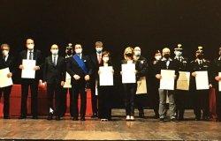 Vercelli: quattordici diplomi dell'Ordine al merito della Repubblica