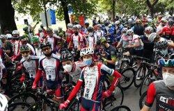 """Circa 1.200 ciclisti alla """"Mangia e Bevi"""""""