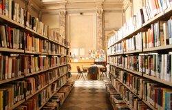 Riaprono le biblioteche Canna e Luzzati