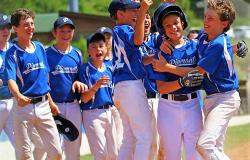 Scattano i campionati di baseball