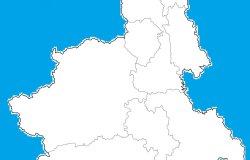 Il Piemonte si riconferma zona bianca