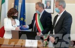 Vercelli: riconoscimento per Elena D'Onghia