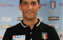 Pro Vercelli-Alto Adige: designato l'arbitro