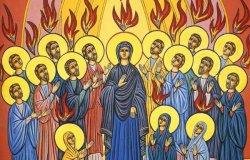 Solo lo Spirito riesce a modellare nel nostro cuore l'immagine di Cristo