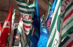 """""""No alla liberalizzazione dei subappalti o sarà sciopero generale"""""""