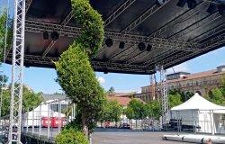 Vercelli: Marco Costantini firma la sigla della rassegna estiva