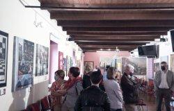 La Biennale internazionale d'arte contemporanea 'Rosso di Maggio'