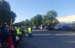 Vercelli: sciopero nel magazzino Maxi-Di