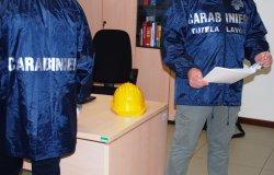"""""""Scovati"""" quattro lavoratori in nero, sanzioni per oltre 7.500 euro"""