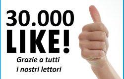 La pagina Facebook de La Sesia raggiunge 30.000 like