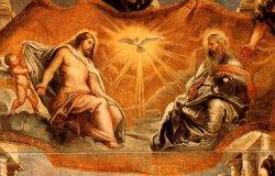 Lo Spirito Santo spinge, trascina verso Dio che è pienezza d'amore