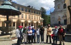 """Anffas Vercelli: """"La nostra bellissima gita al Sacro Monte"""""""