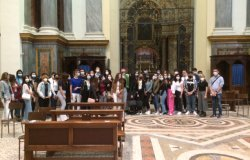 Vercelli: celebrata da monsignor Arnolfo la messa dell'Uciim