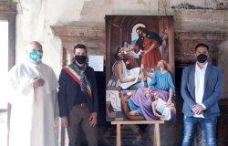 Un dipinto per San Rocco: vince il gattinarese Saverio Genise