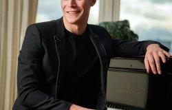 Il pianista statunitense Micah Mclaurin apre la rassegna Pianofortissimo