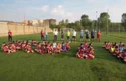 Il Torino Fc Academy in visita al Gsd Canadà