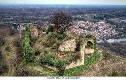 Domenica 6 giugno salita la castello di San Lorenzo